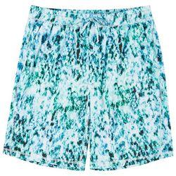 Reel Legends Mens Miami Netting Pajama Shorts
