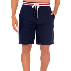 IZOD Mens Soft Touch Pajama Shorts