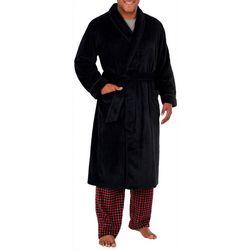 Mens Chevron Textured Robe