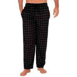 IZOD Mens Advantage Sleepwear Silky Fleece Pajama Pants