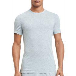 Calvin Klein Mens Modal Lounge Crew Neck T-Shirt