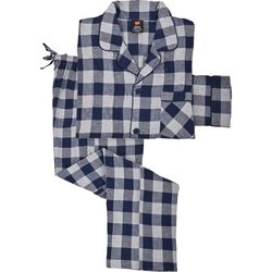 Mens 2-Pc. Flannel Pajama Set