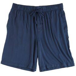 Haggar Mens Soft Lounge Shorts