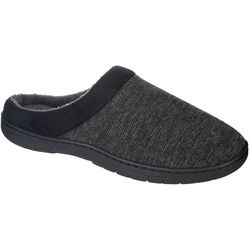 Mens Jersey Clog Slippers