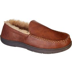 Weatherproof Mens Venetian Moccasin Slippers