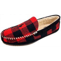 Ralph Lauren Mens Cali II Moccasin Slippers