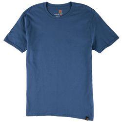Mens Heathered Crew Neck Sleep T-Shirt