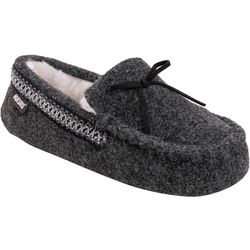 Mens Ethan Moccasin Slippers