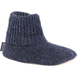 Muk Luks Mens Morty Ragg Wool Slipper Sock