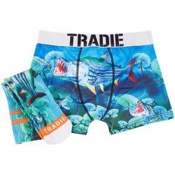 TRADIE Mens Tiger Fish Socks 'N' Jocks