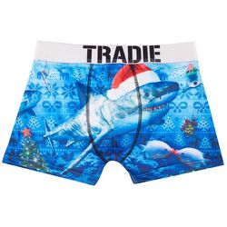Mens Xmas At Sea Trunk