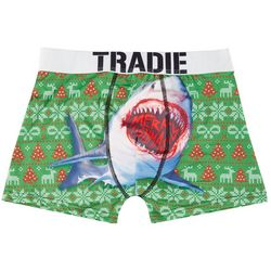 Mens Merry Fishmas Trunk