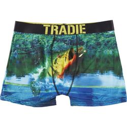 Tradie Mens Fly Catching Boxer Briefs