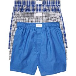 Tommy Hilfiger Woven 3-pk. Boxers