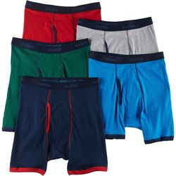 Mens 5-pk. Boxer Briefs