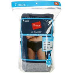 Mens 7-pk. Ultimate Tagless Briefs