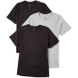 Mens 3-pk. Multi Crew Neck T-Shirts