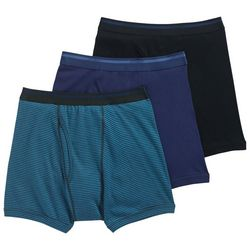 Jockey Mens 3-pk. Classic Boxer Briefs