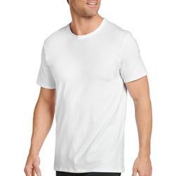 Mens Classics 3-pk. Cotton Stretch Crew Neck T-Shirts