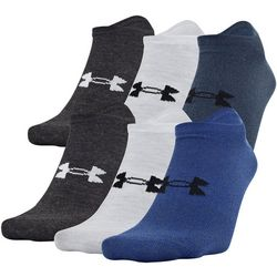 Mens 6-pk. Ultra Low Cut Socks