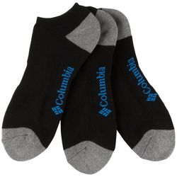 Columbia Mens 3-pk. Athletic No Show Socks