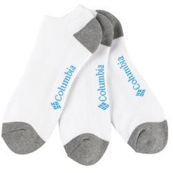 Mens 3-pk. Athletic No Show Socks