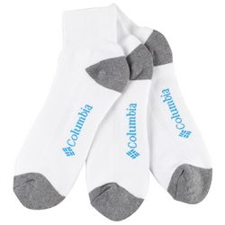 Mens 3-pk. Athletic Ankle Socks