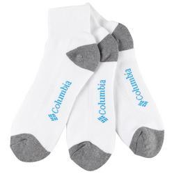 Mens 3-pk. Athletic Ankle Socks