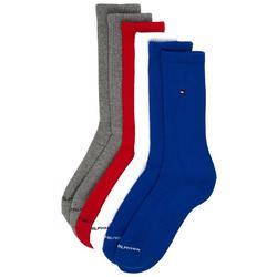 Mens 6-pk. Athletic Crew Socks