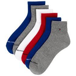 Tommy Hilfiger Mens 6-pk. Athletic Quarter Socks
