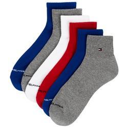 Mens 6-pk. Athletic Quarter Socks