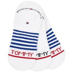 Tommy Hilfiger Mens 3-pk. Striped Liner Socks