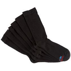 Mens 6-pk. X-Temp Crew Socks