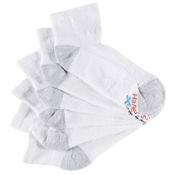 Hanes Mens 6-pk. X-Temp Ankle Socks