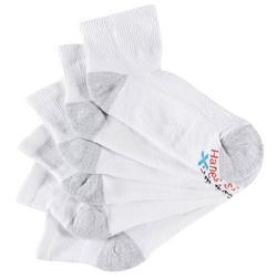 Mens 6-pk. X-Temp Ankle Socks