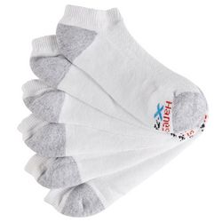 Hanes Mens 6-pk. X-Temp No Show Socks