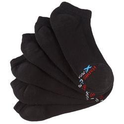 Mens 6-pk. X-Temp Solid No Show Socks