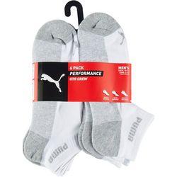 Puma Mens 6-Pk. Performance Terry Low Cut Socks