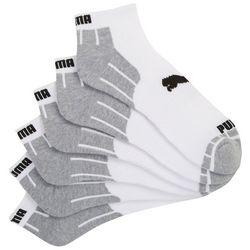 Puma Mens 6-pk. Logo Low Cut Socks