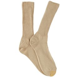 Gold Toe Mens Fluffies Dress Socks