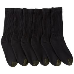 Gold Toe 6-pk. Cotton Crew Socks