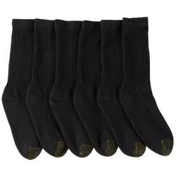 6-pk. Cotton Crew Socks