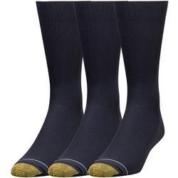 Mens 3-pk. Metro Crew Socks