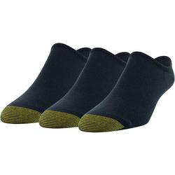 Mens 3-pk. Oxford Liner Socks