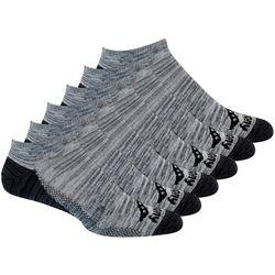 Saucony Mens 6-Pk. No Show Socks