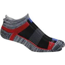 Saucony Mens 3-pk. Inferno No Show Running Socks