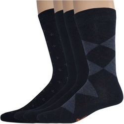 Mens 4-pk. Dress Socks