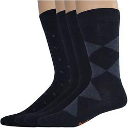 Mens 4-pk. Dress Socks