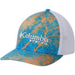 Columbia Mens PFG Camo Mesh Baseball Hat
