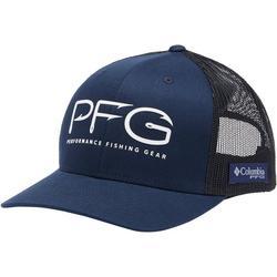 Mens PFG Hook Logo Mesh Trucker Hat